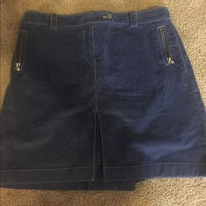 Brooks Brothers corduroy skirt